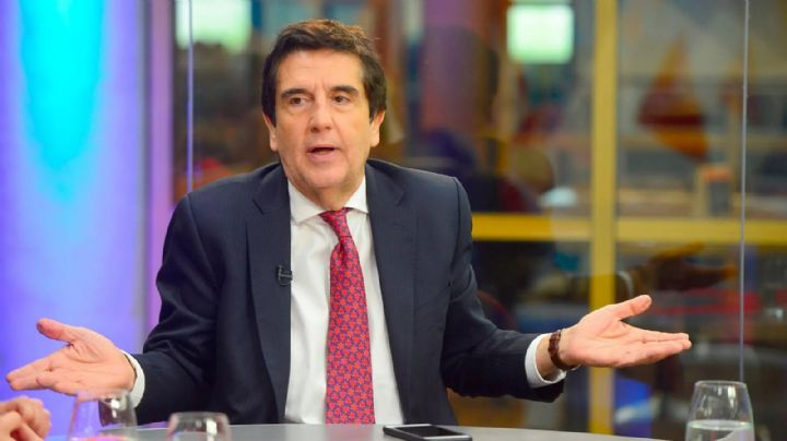 """Melconian coincide con Fernández: """"la deuda es un número imposible"""""""