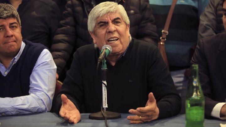 Moyano descartó paros en el comienzo de la gestión de Alberto Fernández