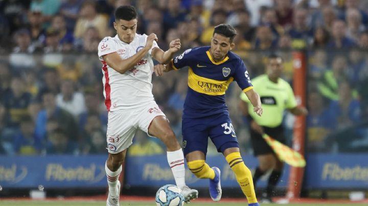 Repasá lo mejor del tremendo empate entre Boca y Argentinos