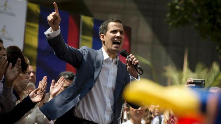 Crisis política en Venezuela: Juan Guaidó prometió sanciones contra los corruptos