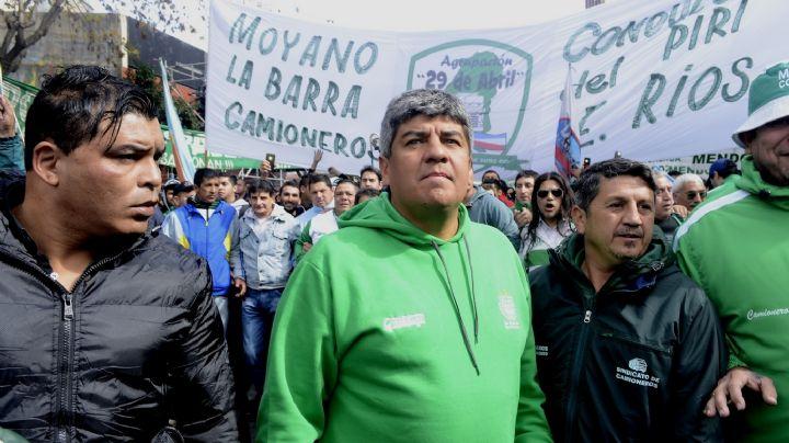 Camioneros marcharán este lunes para exigir paritarias y el bono de fin de año