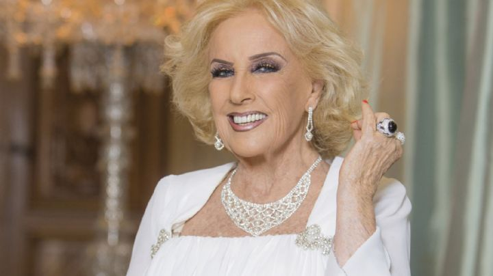 El radical cambio de look de Mirtha Legrand ¿Qué te parece?