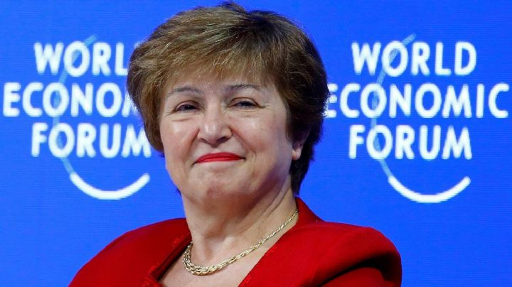 """Deuda: la directora del FMI felicitó a Fernández y aseguró: """"compartimos plenamente sus objetivos"""""""
