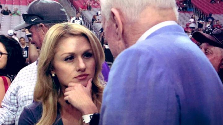 ¡Gracias a la tecnología! Reportera del NFL pesca a su novio siendo infiel por su smartwatch