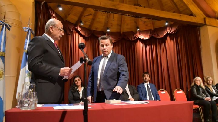 Fabio Stefani es el nuevo intendente de Villa La Angostura