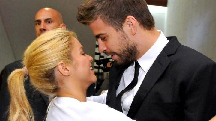 ¡Qué fotito! Shakira y Piqué pillados en un momento íntimo