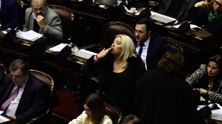 Los diputados de Carrió ya se rebelan contra el Kirchnerismo
