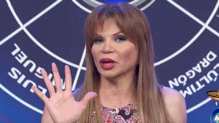 Mhoni Vidente revela cómo murió la madre de Luis Miguel