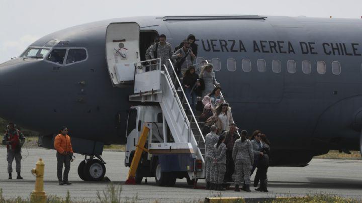 Chile de luto: Confirman que el avión cayó al mar y dan por muertas a todas las personas del Hércules