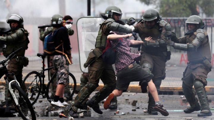 """La ONU denunció """"violaciones graves de los Derechos Humanos"""" en Chile"""