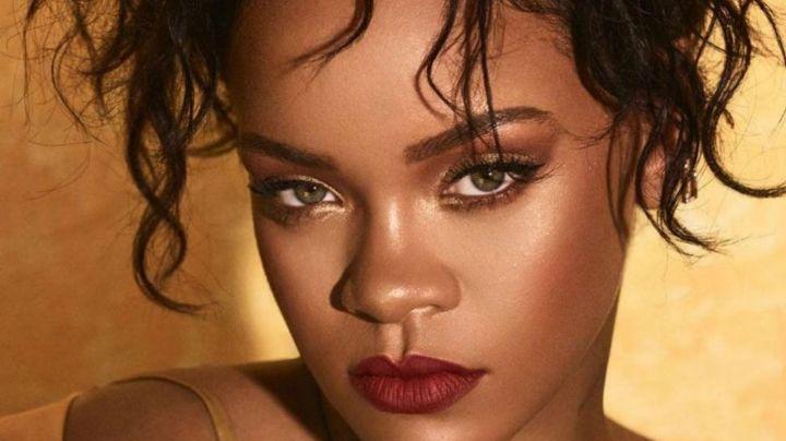 """""""Suavemente"""" Rihanna movió las caderas al ritmo de Elvis Crespo"""
