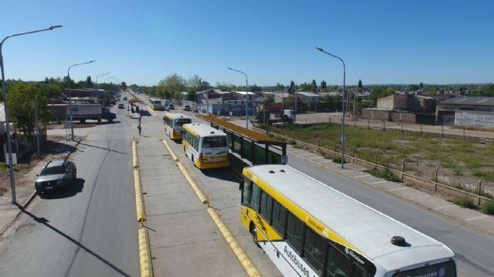 ¿Qué pasará con el Metrobus en el centro de Neuquén?