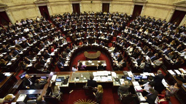 Histórico: la igualdad de género llegó a la Cámara de Diputados