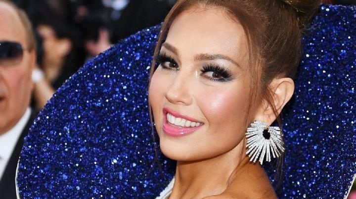 ¡Se desató!  Thalía reveló esto mientras se ejercitaba y sus fans no pueden creerlo ¿Qué hizo?