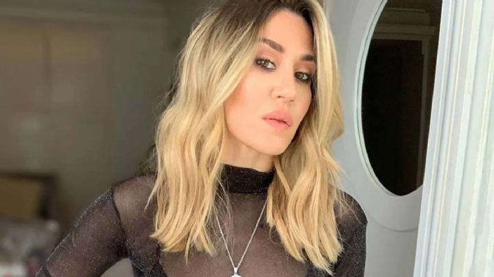 """""""Puedo ser sabrosa"""": Jimena Barón revoluciona Instagram apoyando su mejor parte en... ¡mirá!"""