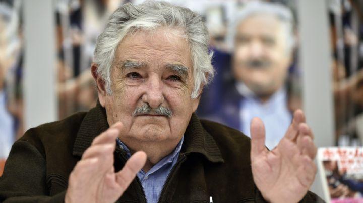 """El """"Pepe"""" Mujica y Evo Morales se encuentran en México"""