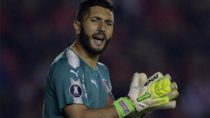 ¿Cuál será el futuro de Campaña en Independiente?