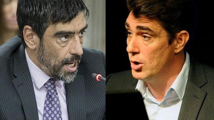 Por Cristina Kirchner, Tailhade e Iguacel protagonizaron un duro enfrentamiento en las redes
