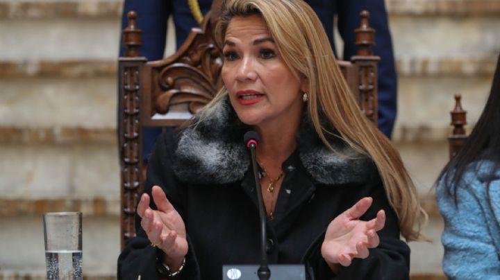 Brasil invitó a la autopraclamada presidenta de Bolivia a la próxima cumbre del Mercosur