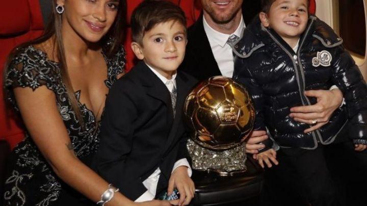 El video de Antonela Roccuzzo que hizo llorar a Lionel Messi ¡Miralo acá!