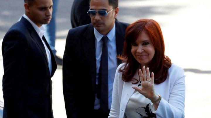 """""""Van a tener un problema"""", Cristina involucró a Alberto Fernández en su descargo"""