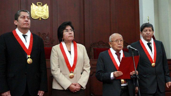 Una mujer presidirá por primera vez el Tribunal Constitucional de Perú