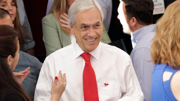 Piñera anunció un bono de ayuda para más de un millón de familias afectadas por la crisis
