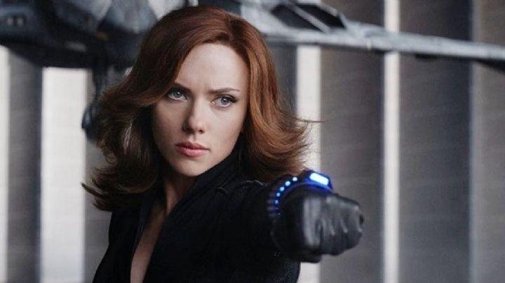 """""""¡Esa viuda está mortal!"""" Natasha Romanoff le calza de lujo a Scarlett Johansson ¿Ya la viste?"""