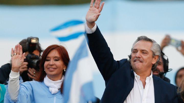 """Alberto Fernández salió a bancar a Cristina Kirchner: """"Fue una defensa formidable"""""""