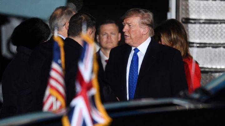 Trump carga contra la Unión Europea en la Cumbre de la OTAN