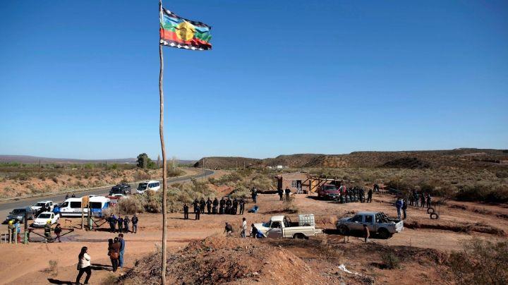 Vaca Muerta: la justicia sobreseyó a 21 mapuches por un conflicto de tierras