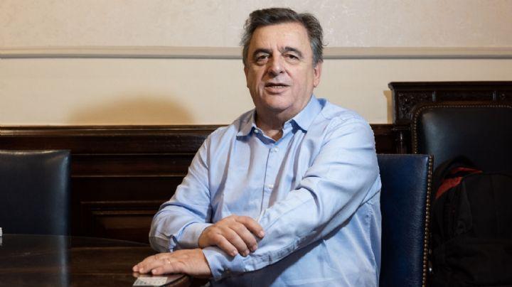En Diputados, Negri le ganó la pulseada a Cornejo