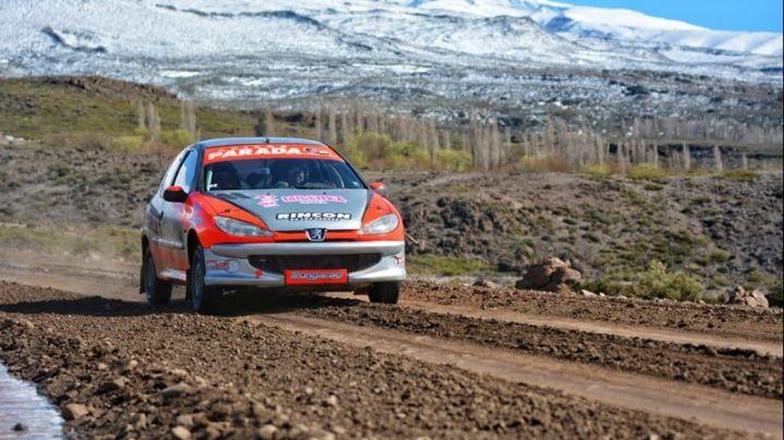 """""""Vibra Andacollo"""": Cierre de oro con el Rally Neuquino"""