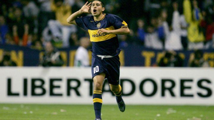 ¿Riquelme vuelve a jugar en Boca?