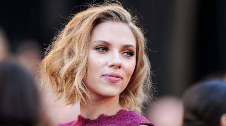 ¡Con atuendos súper ajustados! Scarlett Johansson será la protagonista más linda del cine. ¡Mirá!