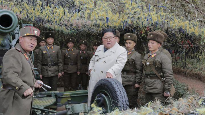 Corea del Norte se prepara para enfrentar posibles acciones militares de EE.UU.
