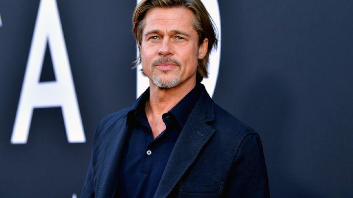 """""""Una manera de escapar"""" Brad Pitt habló de su divorcio y de su adicción al alcohol"""