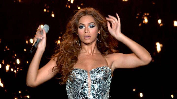 ¿Qué tiene en la axila? La foto de Beyoncé que generó una ola de comentarios en las redes sociales ¡No se depila!