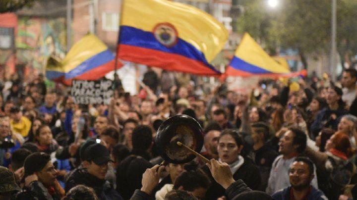 Las protestas en Colombia mantienen la presión sobre el Gobierno de Iván Duque