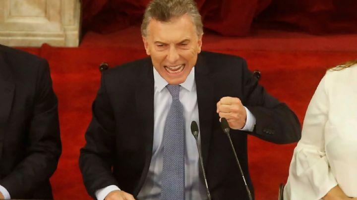 Furia presidencial: Macri acusó de traidores a los diputados que abandonaron el bloque de Cambiemos