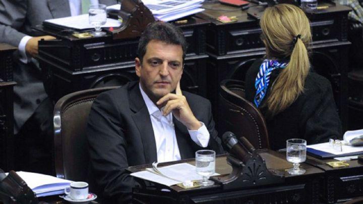 """""""Funciona como un patroncito de estancia"""", Massa mandó a callar a Macri"""