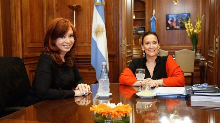 Cristina y Michetti ya acordaron la jura presidencial