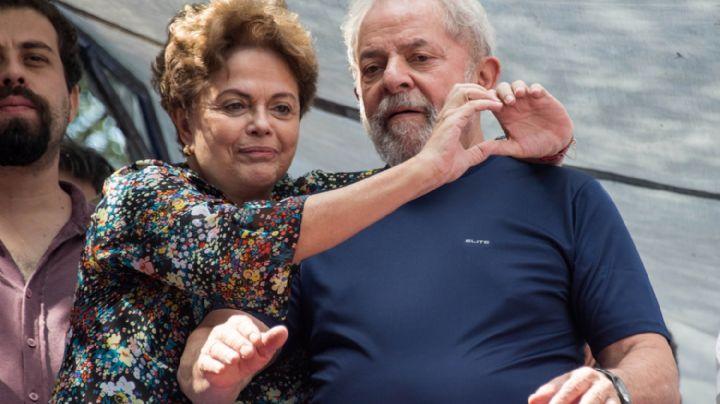 Lula y Rousseff fueron absueltos en un juicio por corrupción y asociación ilícita