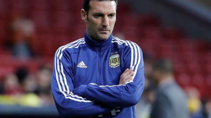 Scaloni analizó el fútbol de la Selección chilena