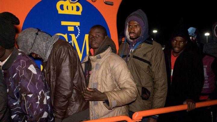 Un naufragio en Mauritania dejó al menos 58 migrantes muertos