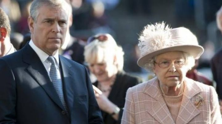 Los macabros detalles de una víctima del príncipe Andrés. ¡Se derrumba la reina Isabel II!