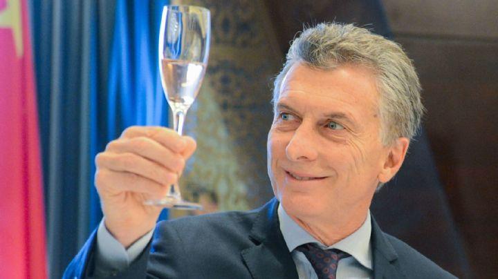 """Macri se despidió de la presidencia y aseguró que deja """"un Estado trasparente"""""""