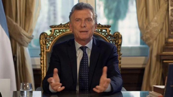 """A pesar del 40% de pobreza, Macri aseguró por cadena nacional: """"estamos mejor que hace cuatro años"""""""