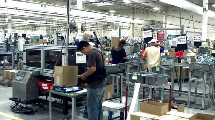 La producción industrial tuvo otro mes con números negativos