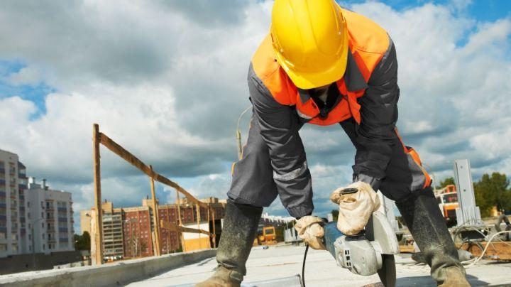 Los últimos índices de la era Macri indican que también cayó el sector de la construcción